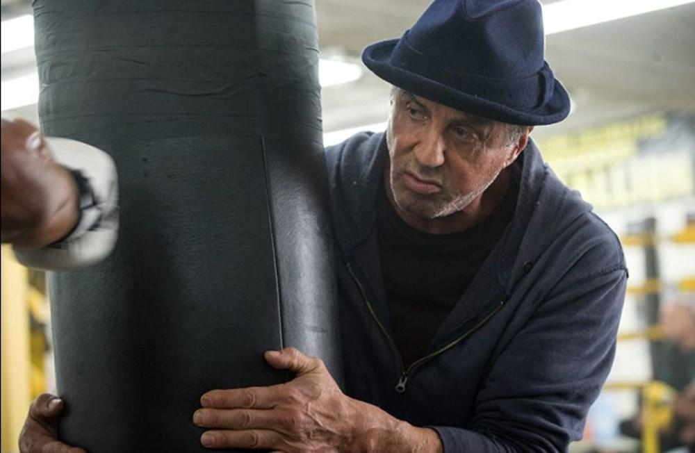Sylvester Stallone: Rocky dizisi yazmaya başladım - 2