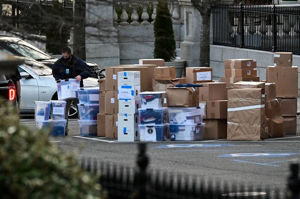 Trump Ailesi Beyaz Saray'dan taşınıyor - 7