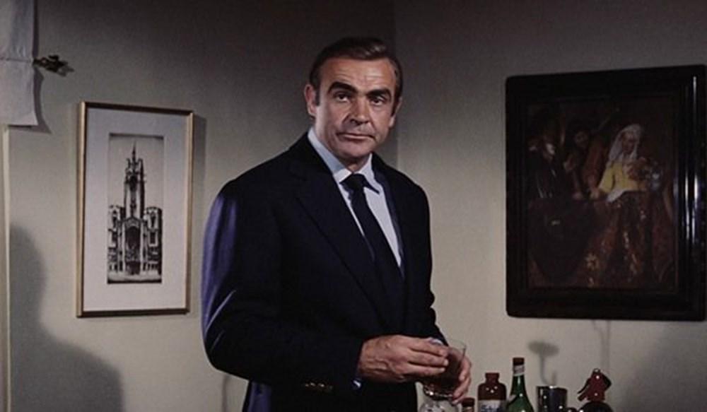 'En iyi James Bond' Sean Connery'ye 90. doğum günü kutlaması - 14