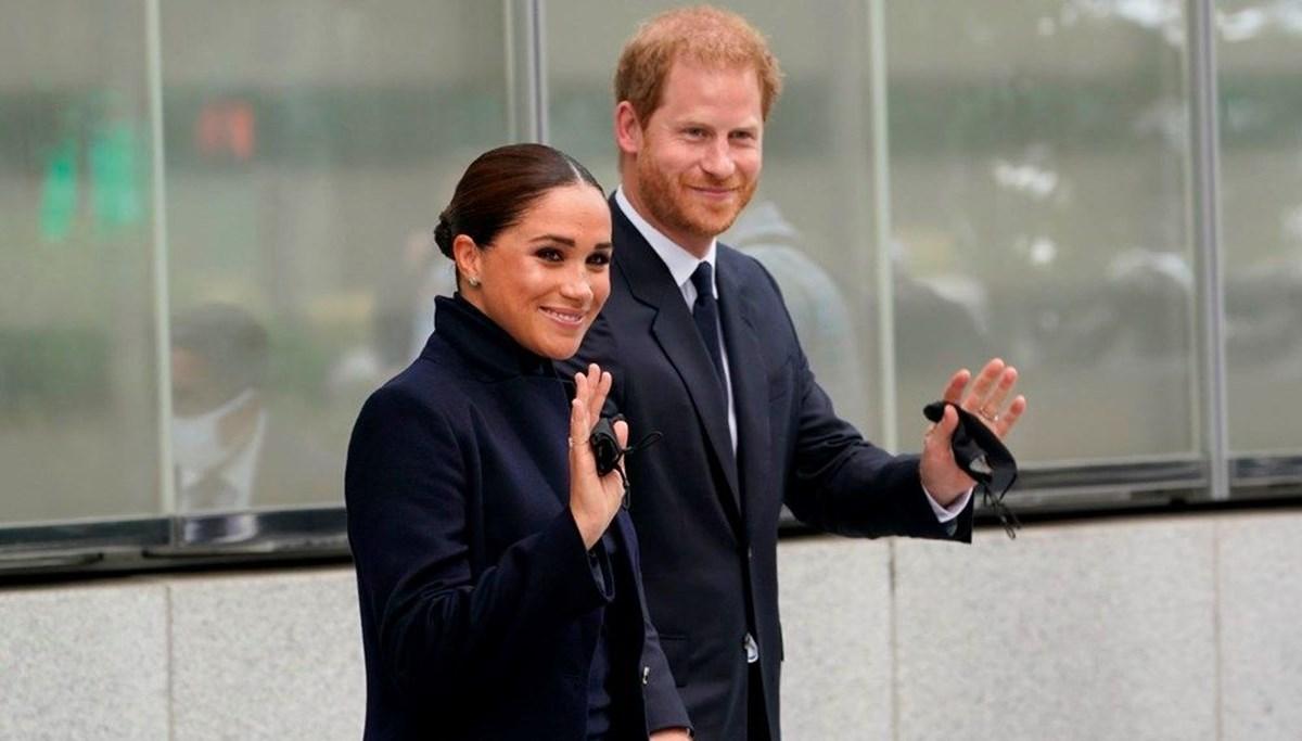 Meghan Markle ve Prens Harry'ye özel jet eleştirisi