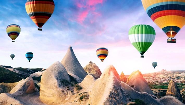 Salomon Cappadocia Ultra-Trail World Tour 2019 Parkur Notları
