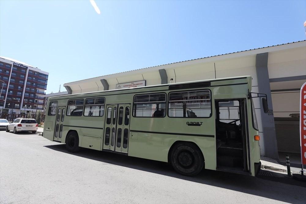İş seyahatlerinden sıkılınca otobüsü eve çevirdi - 2
