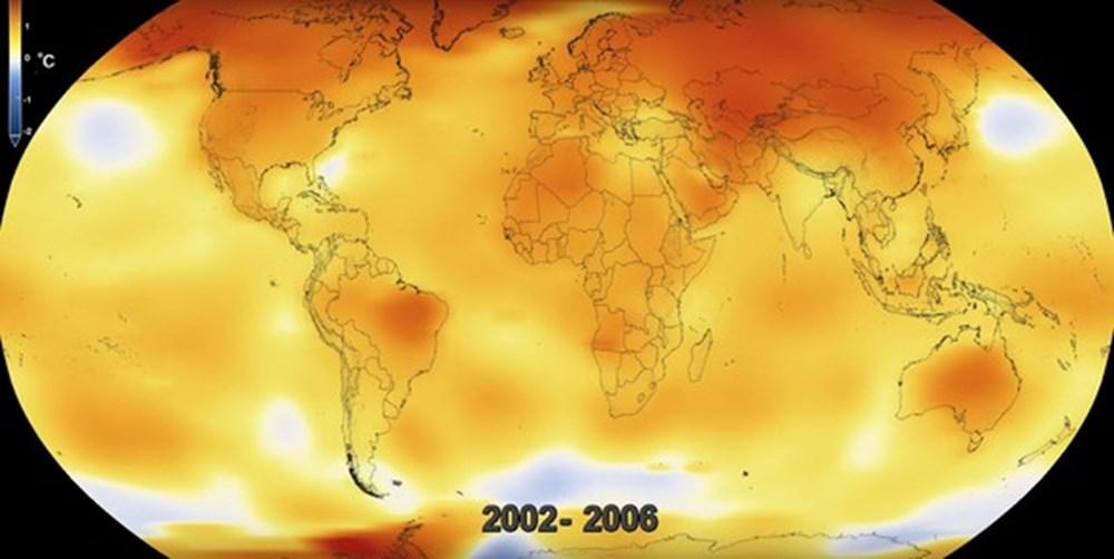 Dünya 'ölümcül' zirveye yaklaşıyor (Bilim insanları tarih verdi) - 132