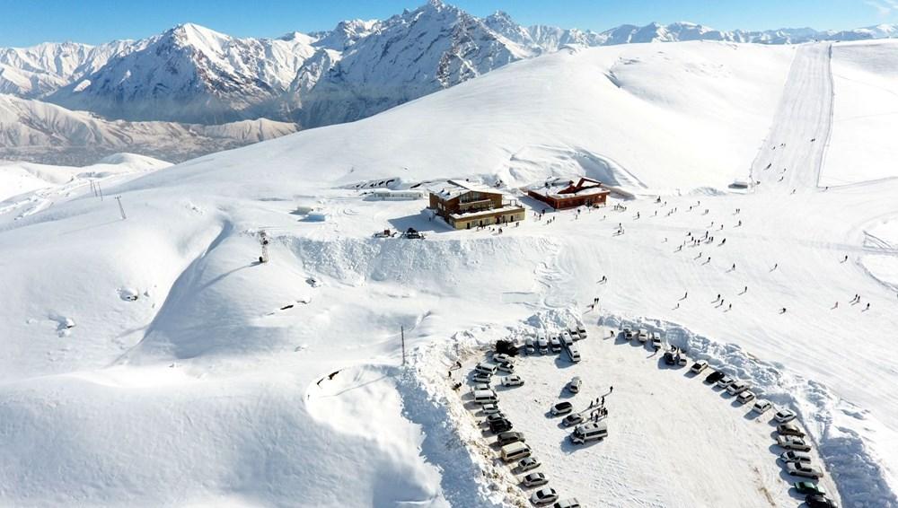 Burası Alp Dağları değil, Hakkari Merga Bütan Kayak Merkezi - 10