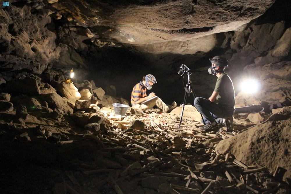 Araştırmacılar yıllarca korkudan giremedi: Mağaradaki on binlerce insan ve hayvan kemiğinin gizemi çözüldü - 3