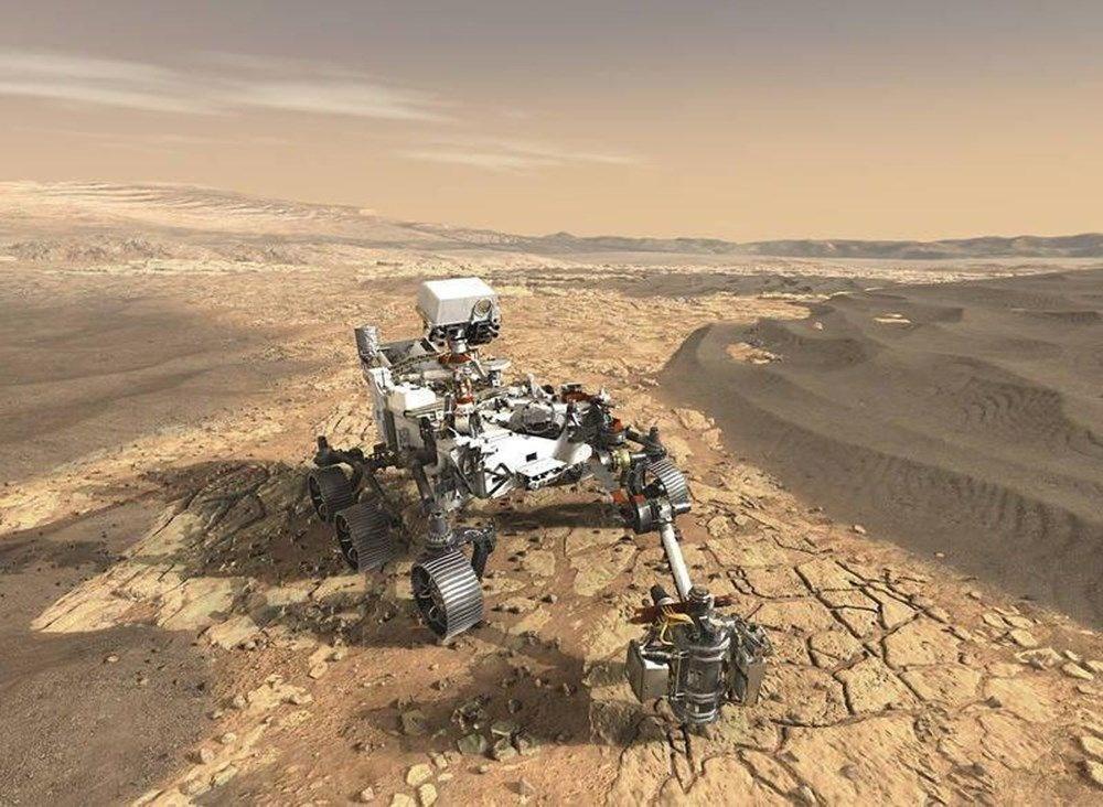 """""""NASA, Dünya'daki mikropları Mars'a taşıdı"""": Kızıl Gezegen tehlikede mi? - 5"""