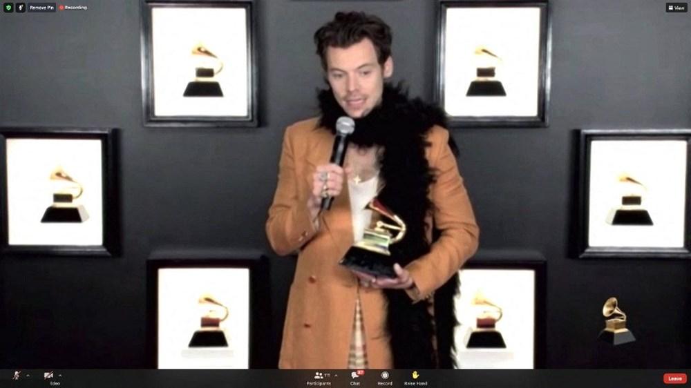 2021 Grammy Ödülleri'nin sahipleri belli oldu - 14