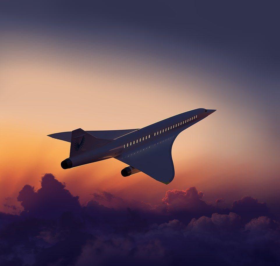 'Concorde'un varisi' için imzalar atıldı (9 saatlik yolculuk 3.5 saate inecek) - 5