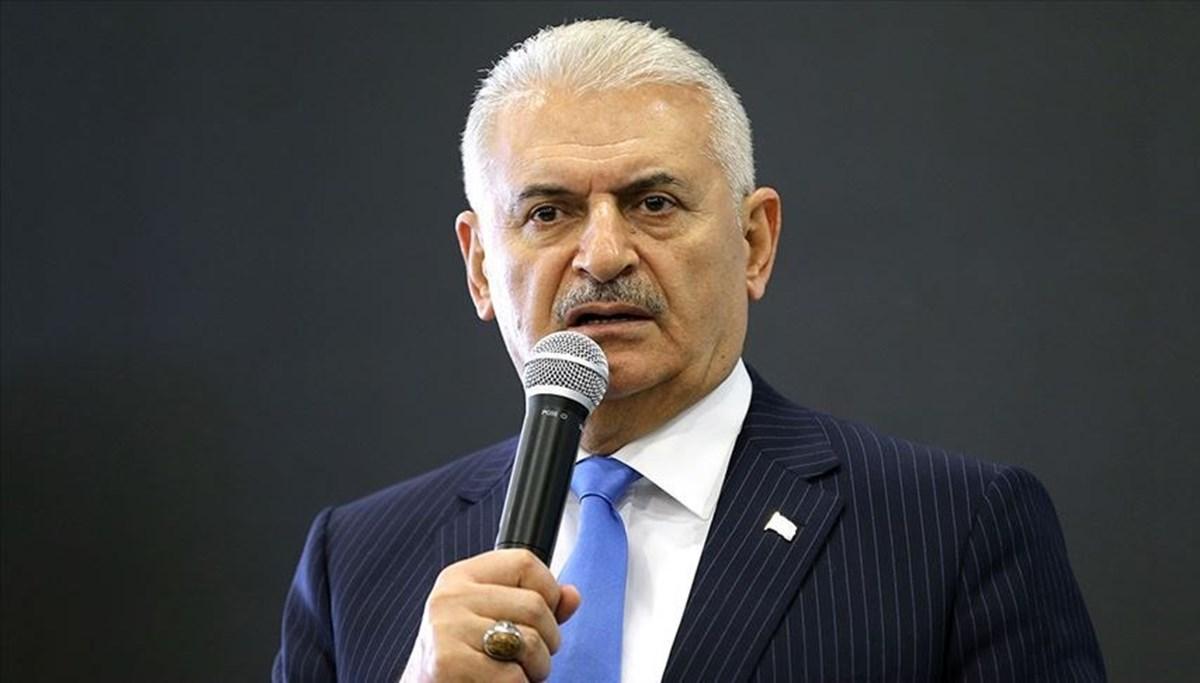 Binali Yıldırım'dan Sedat Peker'in iddialarına açıklama