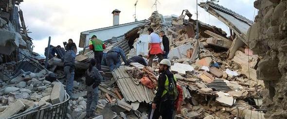 İtalya'da deprem yardımları tartışması: Bize ulaşmadı
