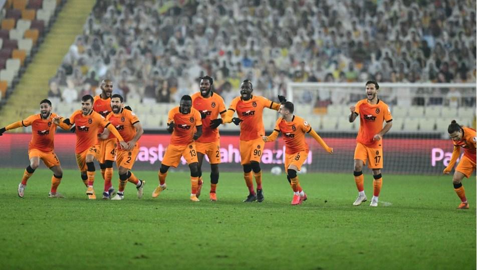 SON DAKİKA:Galatasaray Türkiye Kupası'nda çeyrek finale yükseldi