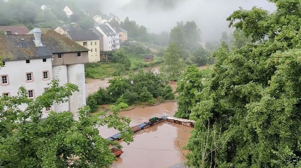 Flood disaster in Germany: The death toll reached 95 - 3