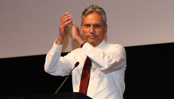 TÜRSAB Başkanlığına yeniden Firuz Bağlıkaya seçildi