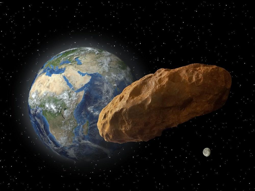 NASA'dan Dünya'ya çarpacağı duyurulan dev Apophis gök taşına ilişkin kritik açıklama - 8
