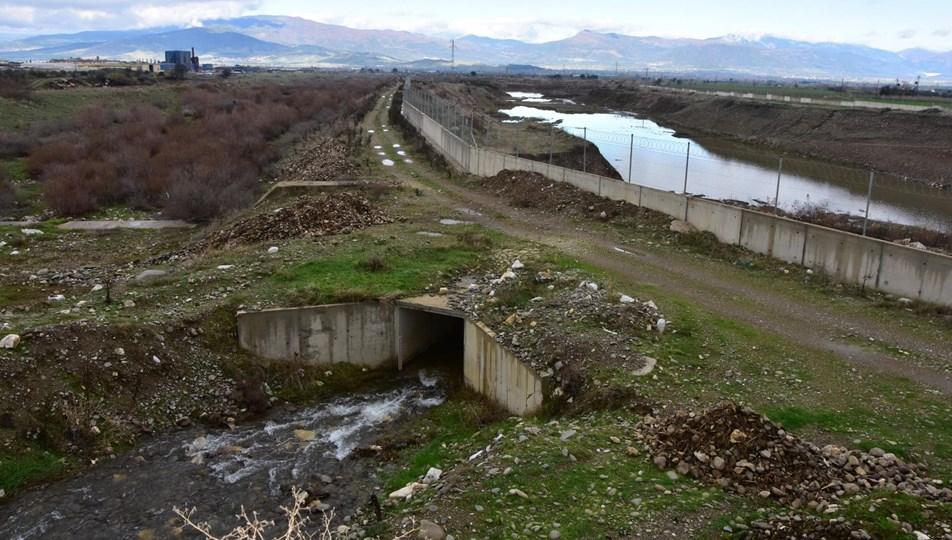 Kuraklık tehlikesine karşı suni yeraltı suyu besleme tesisi