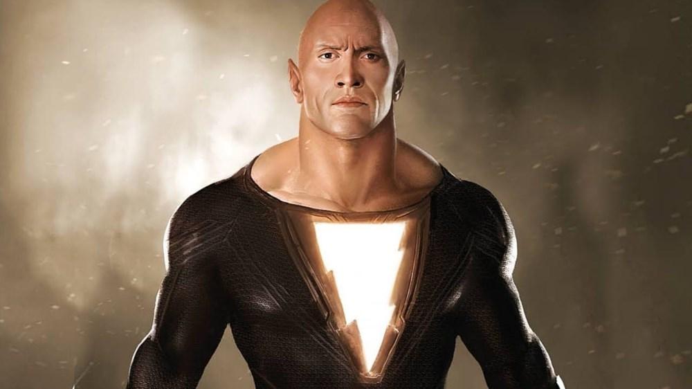 Pierce Brosnan Black Adam filmiyle ilk kez süper kahraman oluyor - 6