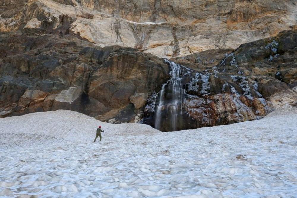 Türkiye'nin en büyük buzulu: Cilo Dağları - 7