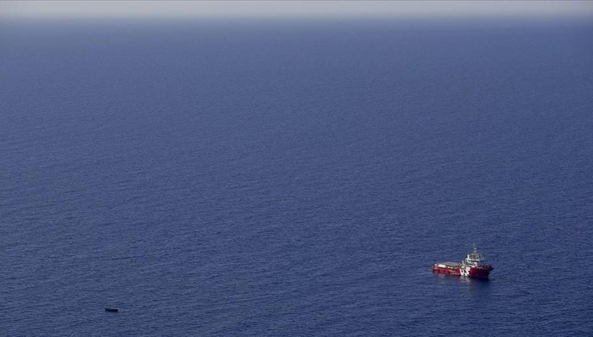 SON DAKİKA:Akdeniz'de göçmen faciası: En az 100 kişi yaşamını yitirdi