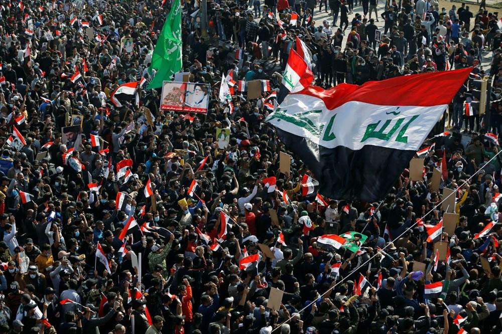 Irak Zikar'da gösterileri hedef alan saldırıda 3 protestocu öldü, 70 kişi yaralandı - 6