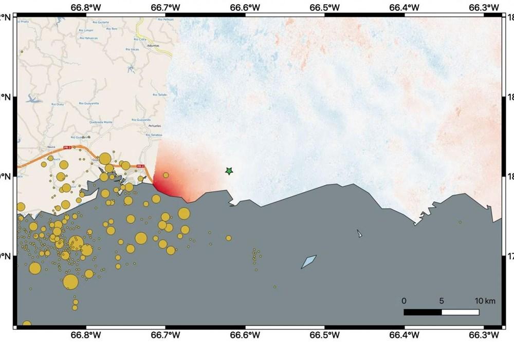 Devasa toz bulutu uzaydan görüntülendi (8 bin kilometre yol kat etti) - 47