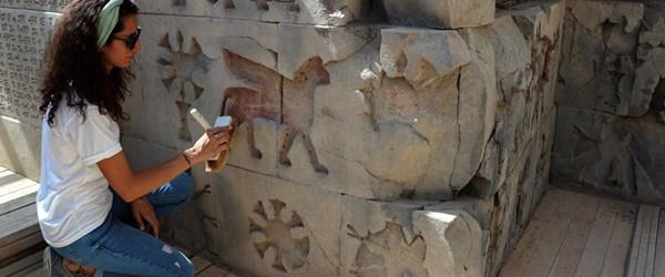 2 bin 700 yıllık Ayanis Kalesi'nin taşlarının sırrı çözülüyor