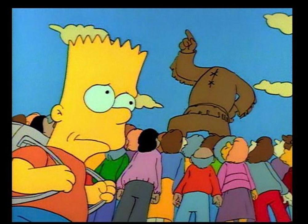 Simpsonlar'ın (The Simpsons) kehaneti yine tuttu: Biden ve Harris'in yemin törenini 20 yıl önceden bildiler - 10