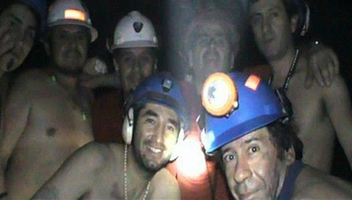 Şilili madenci mucize kurtuluşun öyküsünü NTV'ye anlattı