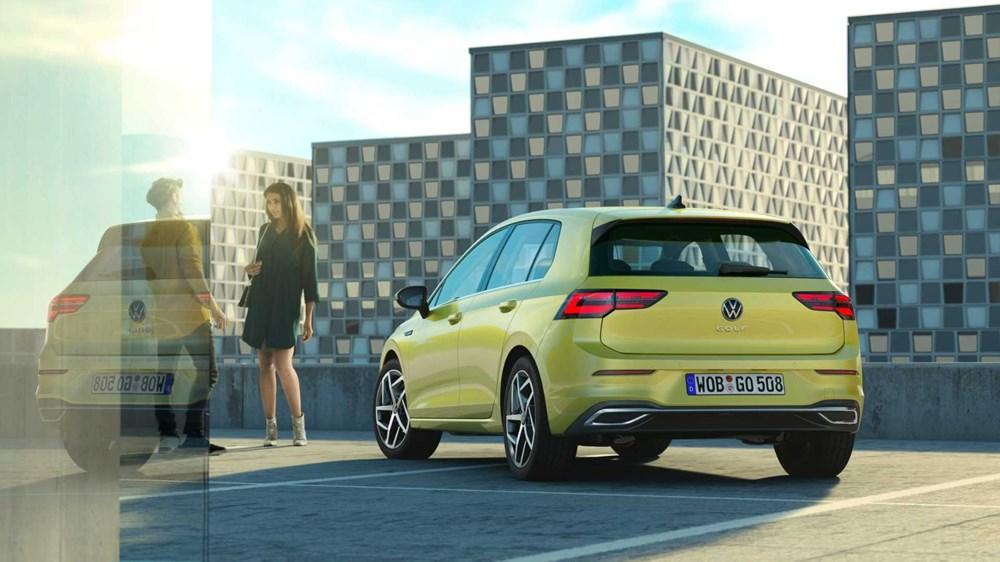 Volkswagen Golf 8 tanıtıldı (İşte Golf 8'in tüm özellikleri) - 12