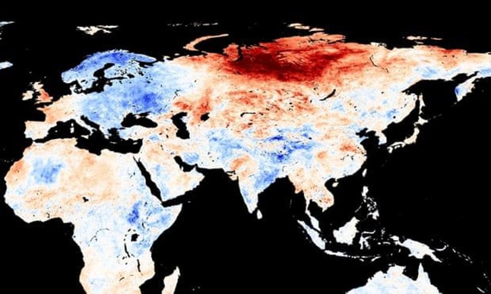 Dünya'nın gördüğü en sıcak yıl 2020 olacak - 3