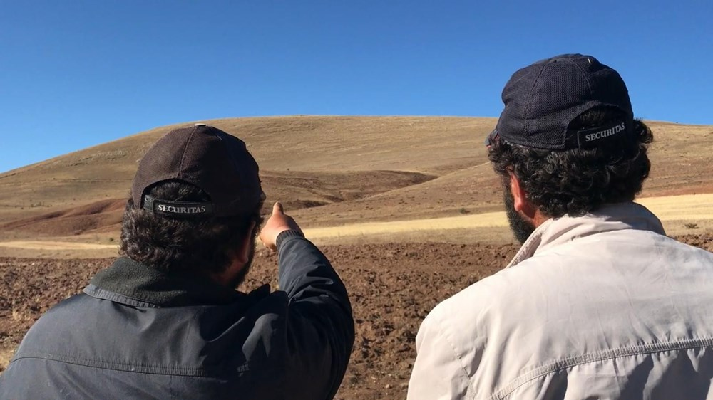 Bayburt'ta fosiller bulunan alan koruma altına alındı - 2