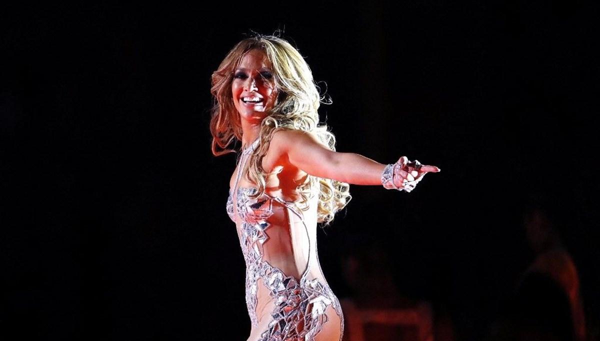 Jennifer Lopez corona virüs aşısı için konser verecek