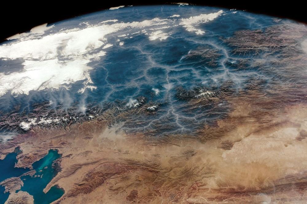 NASA'nın Van Gölü fotoğrafı finalde - 25