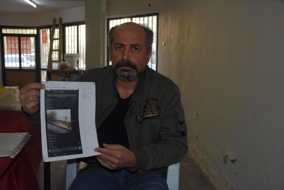 Ayşe Nazlı'nın babası Altan Kınacı