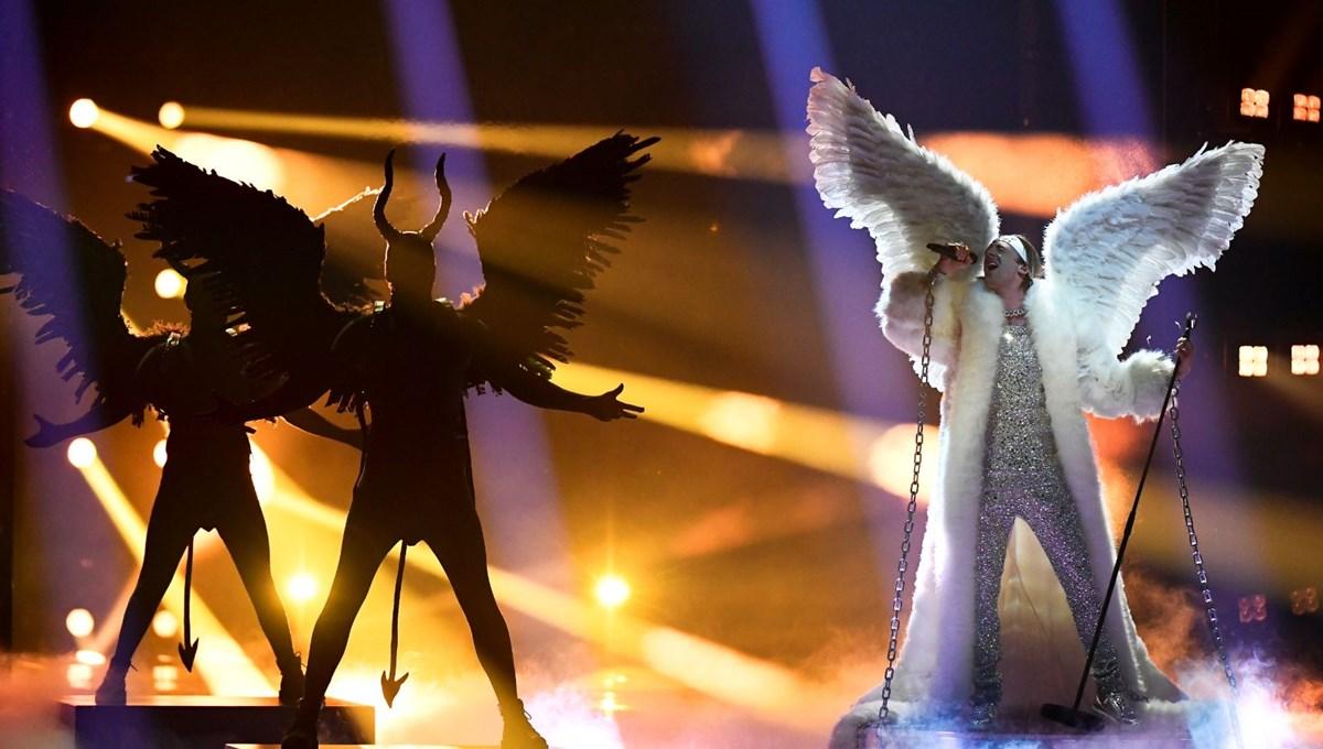 Eurovision'da final gecesi