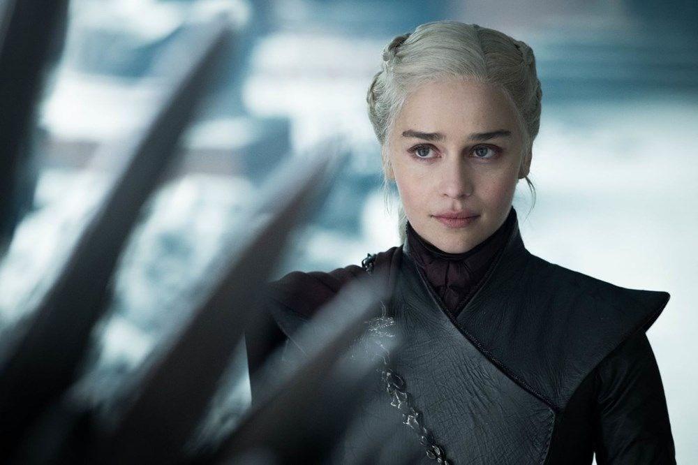 Emilia Clarke: Erkek oyunculara ayrıcalıklı davranıldı - 5
