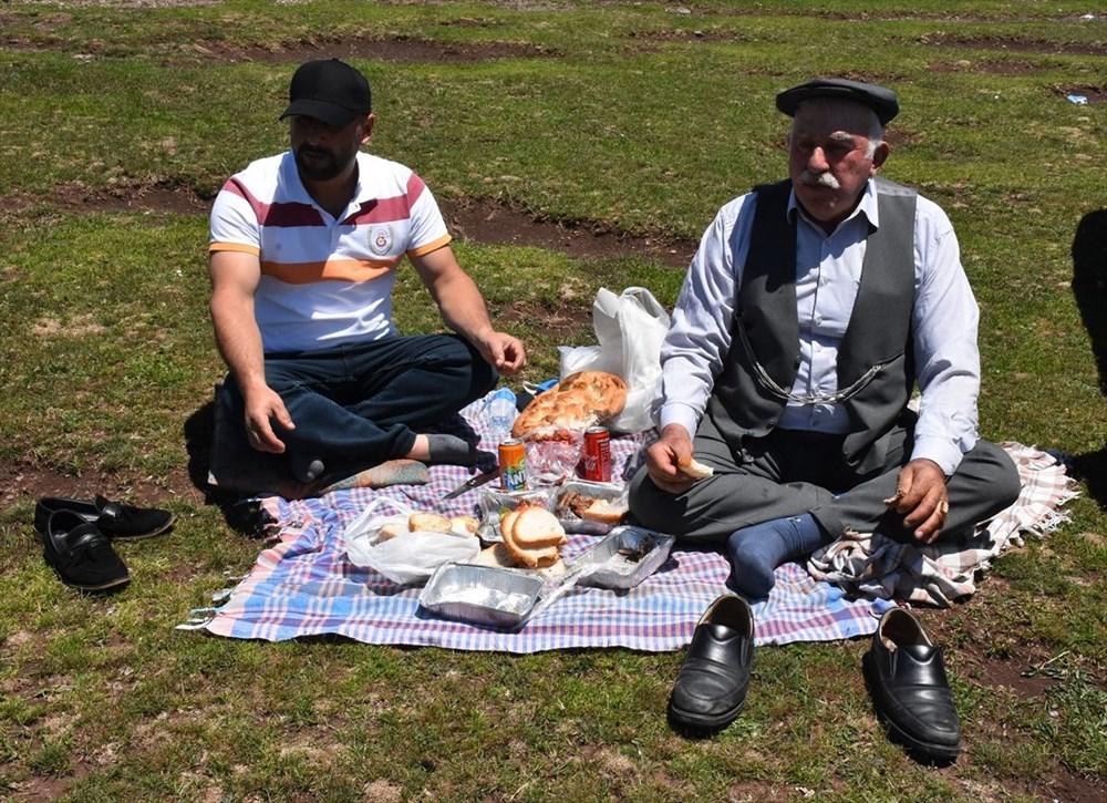 Karadeniz'in menderesleriyle ünlü Perşembe Yaylası doğaseverleri ağırlıyor - 12