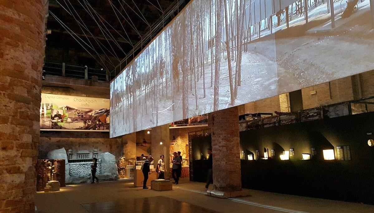 17'nci Venedik Mimari Bienali: Küllerinden Yeniden Doğmak