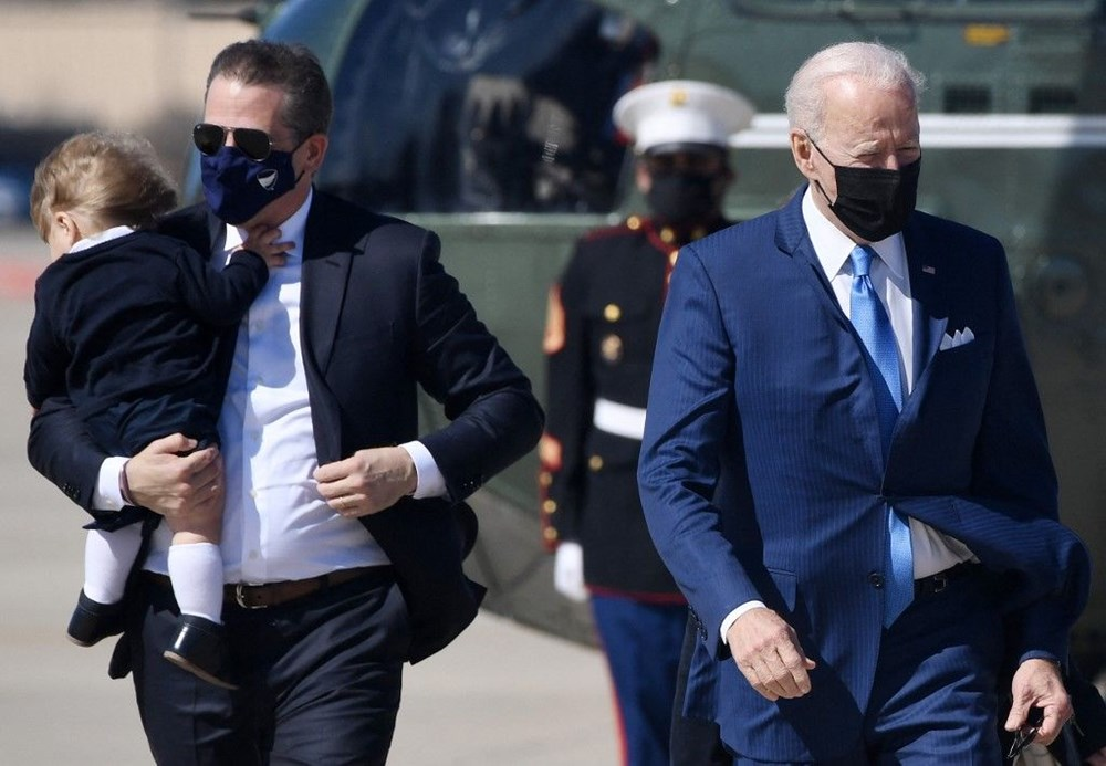 Joe Biden to his son: You got the addiction disease from my mom and me - 5