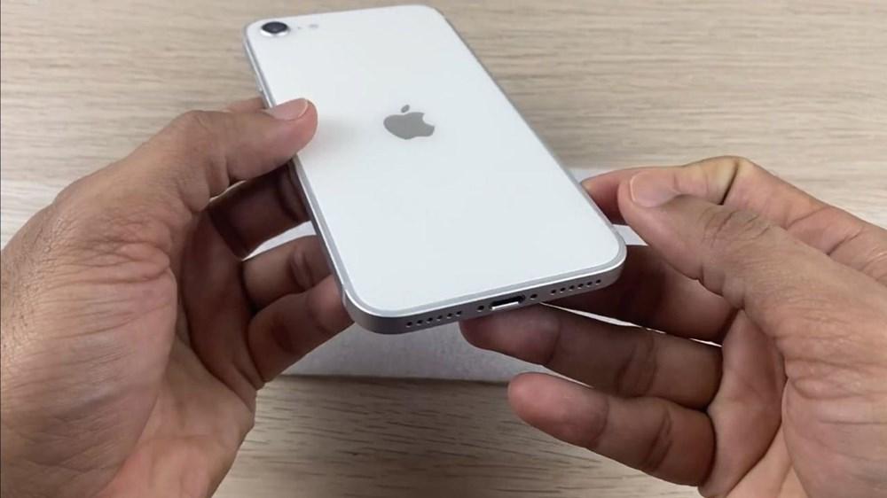 Ucuz iPhone olarak bilinen iPhone SE 3'ün görüntüleri sızdı - 3