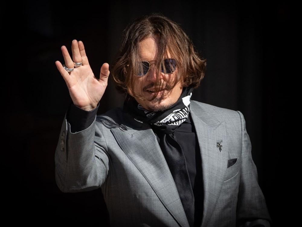 Hollywood patronundan Johnny Depp çıkışı: Artık onunla çalışılmaz - 7