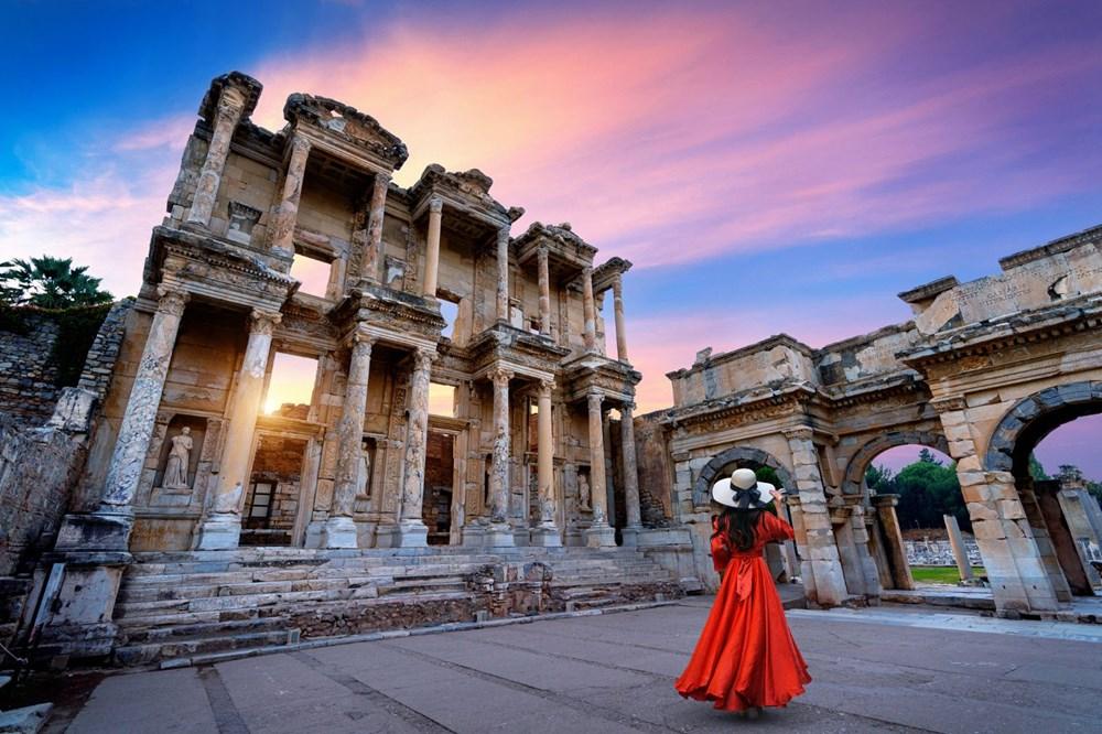 Türkiye'nin kültürel serveti: Ege'nin görkemli antik kentleri - 1