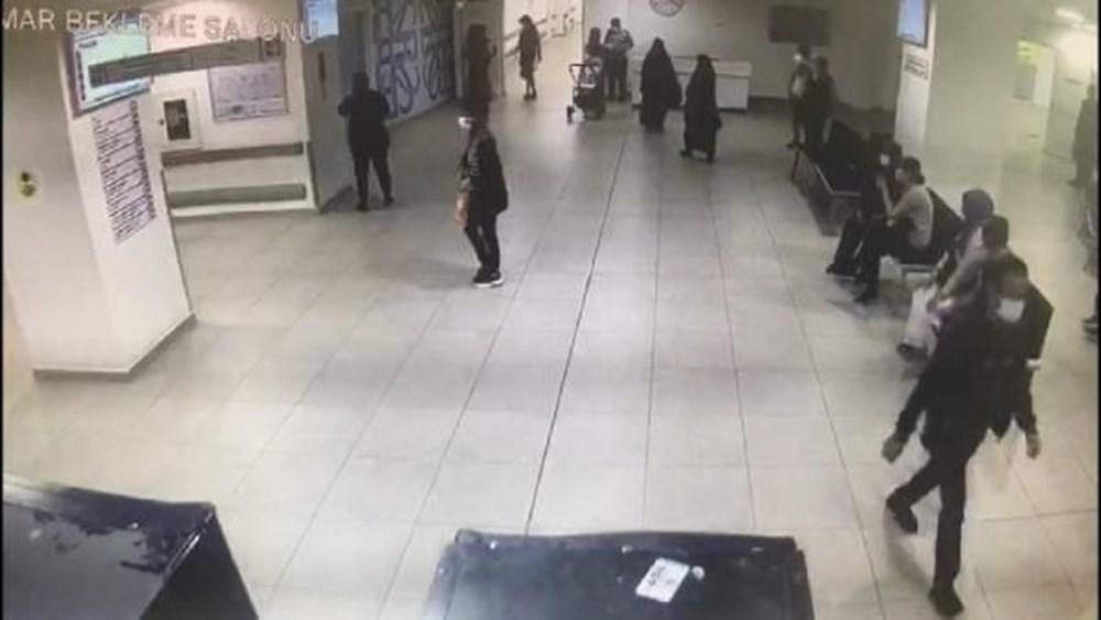 Şişli'de hastaneden bebek kaçırmaya çalıştı: Kendi bebeğime benzettim - 4