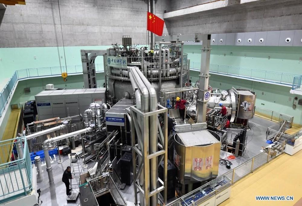 Çin'in sonsuz enerji kaynağı yapay Güneş'i rekor kırdı: Gerçeğinden 10 kat daha sıcak - 7