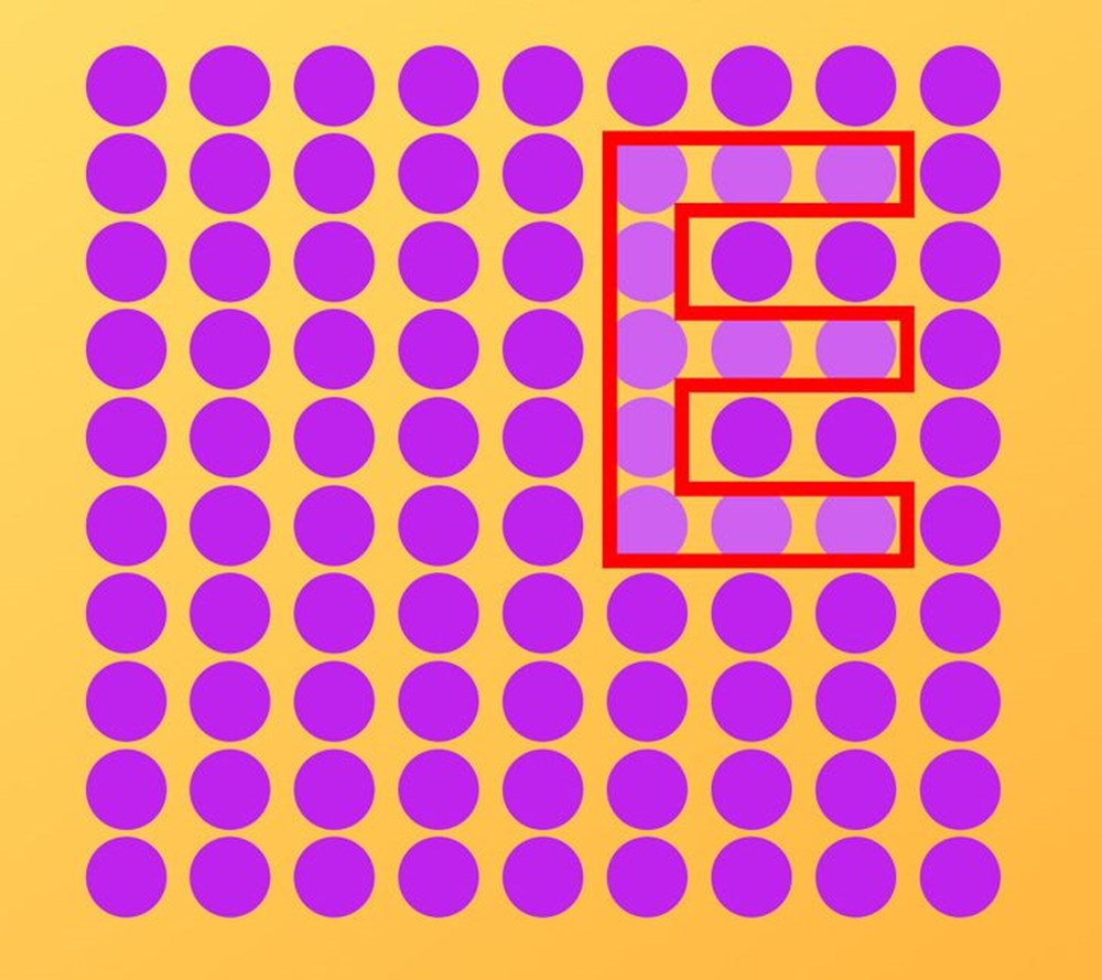 Dikkat testi: Resimdeki dört yapraklı yoncayı bulabilir misiniz? - 57