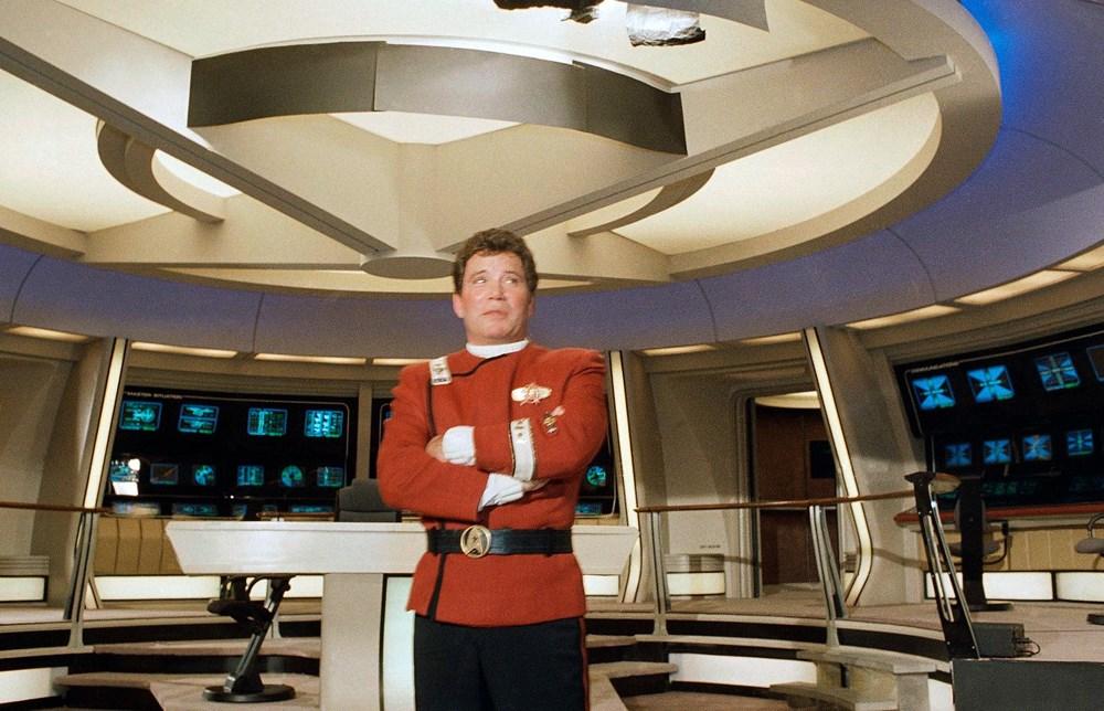 Star Trek'in Kaptan Kirk'ü William Shatner'in uzay yolculuğu - 4