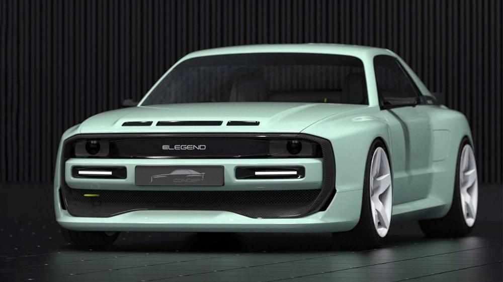 Audi Quattro S1 elektriklenerek dönüyor - 2