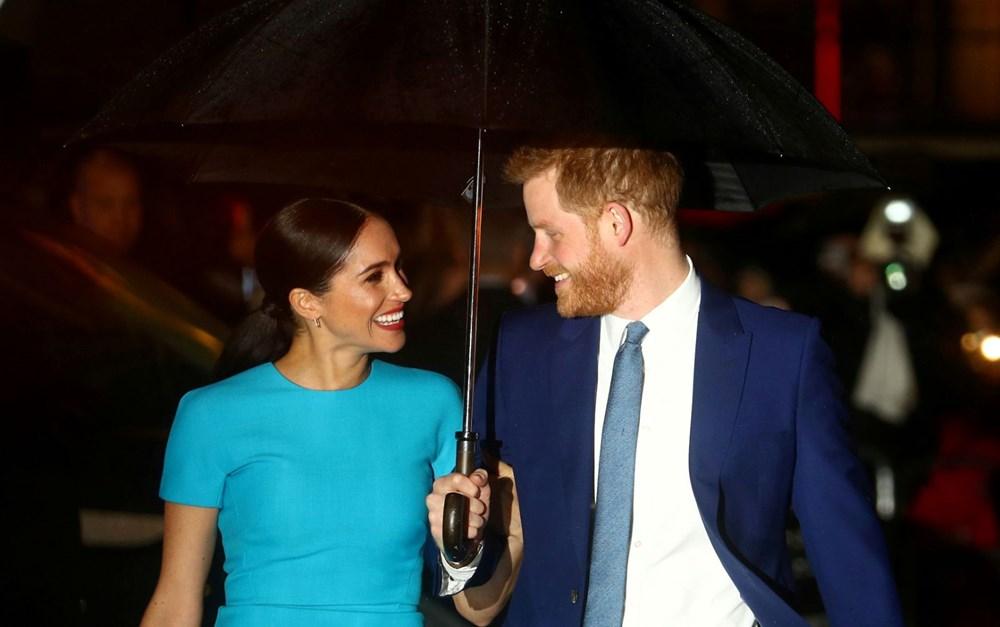 Prens Harry ve eşi Düşes Meghan Markle ikinci çocuklarını beklediklerini açıkladı - 3