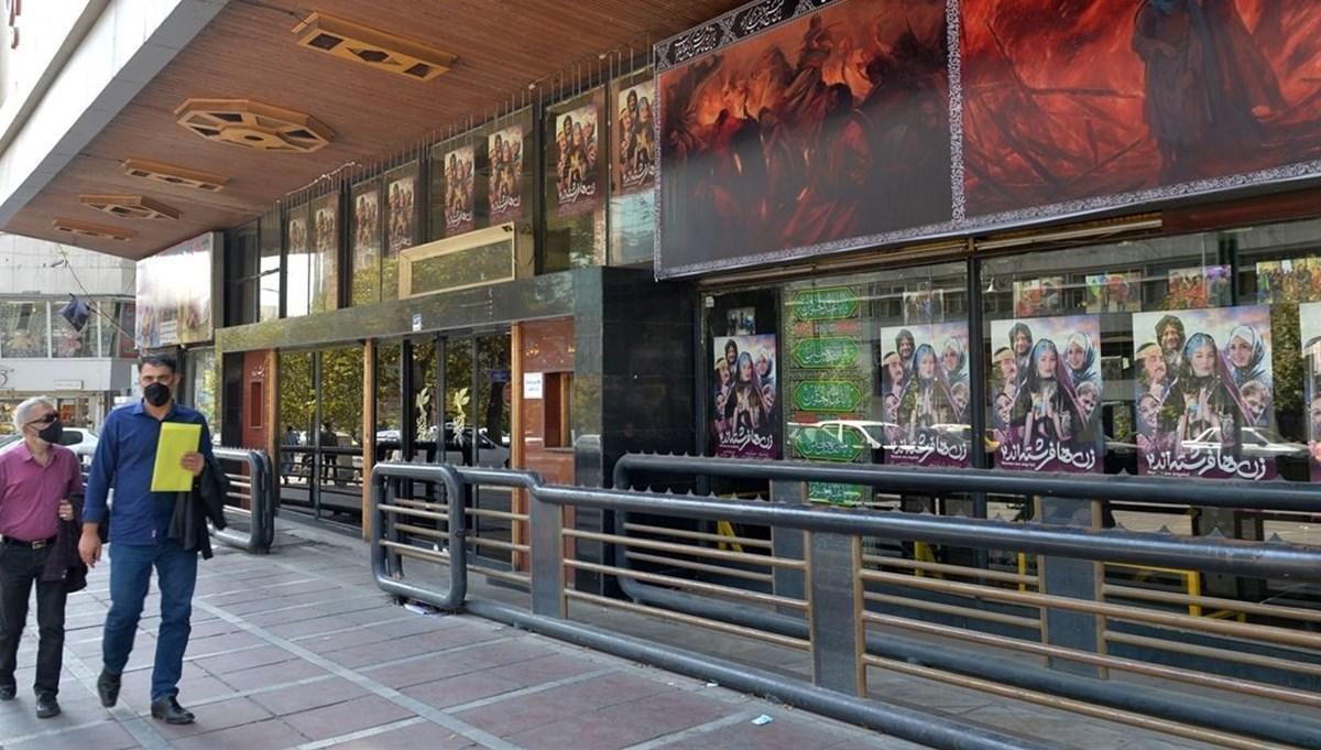 İran'da sinema ve tiyatro salonları ile müzeler yeniden kapatıldı