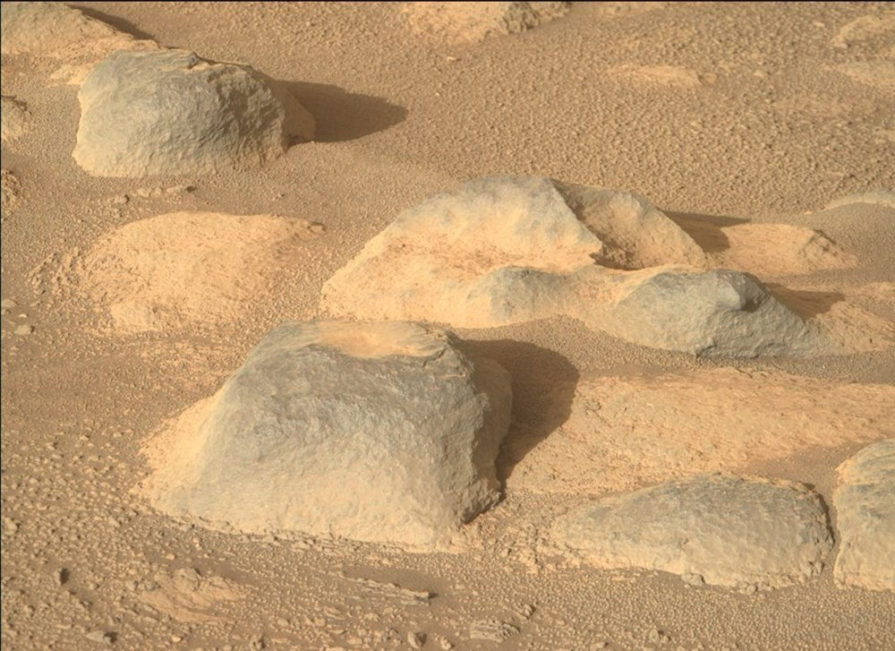 Perseverance Mars'ta 100 gün geçirdi: Kızıl Gezegen'den en etkileyici fotoğraflar - 11