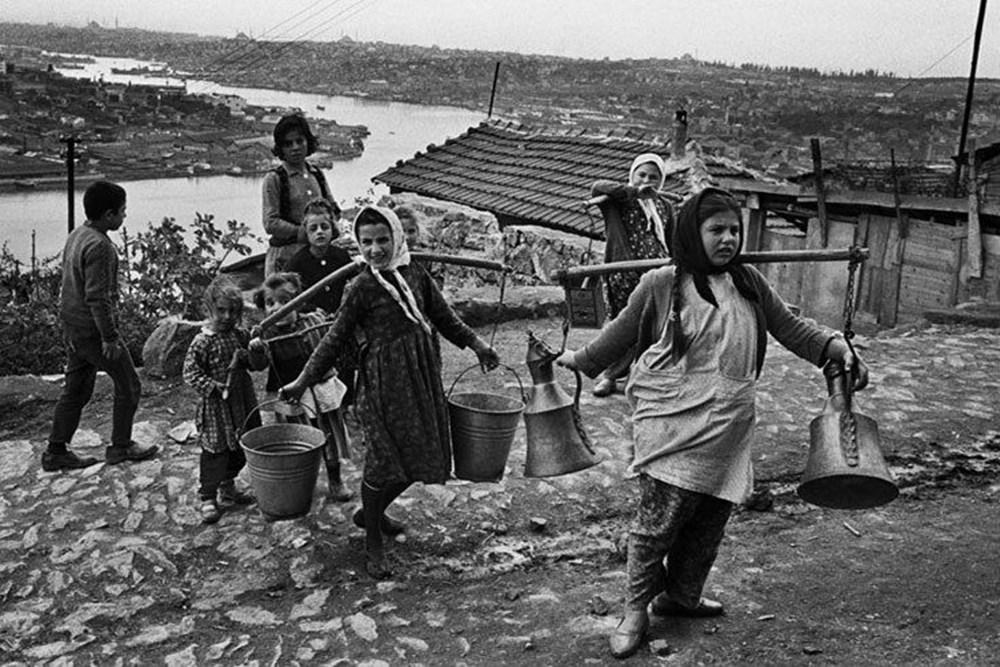 Vefatının ikinci yılında Ara Güler'in objektifinden İstanbul fotoğrafları - 20
